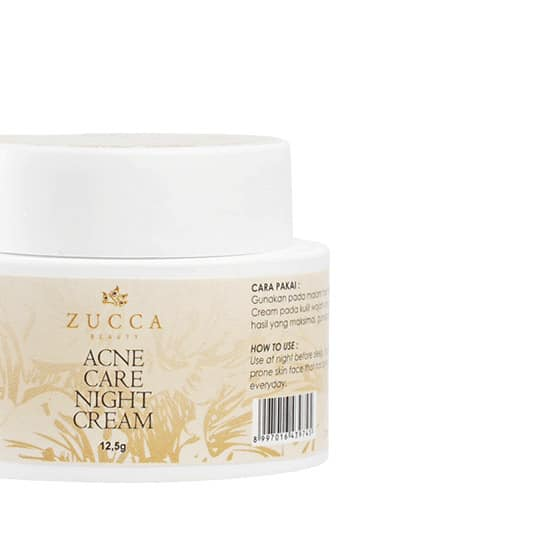 Acne Care Night cream 2